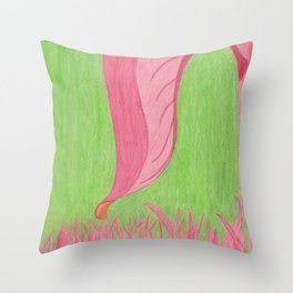 Beyond Color #4 - After the Rain Throw Pillow