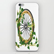 Ride On Ivy iPhone & iPod Skin