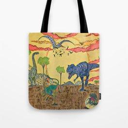 Prehistoric Tote Bag