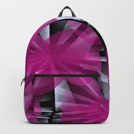 3D abstraction -06a- Backpack