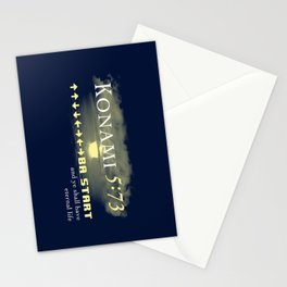 The Old School Testament Stationery Cards