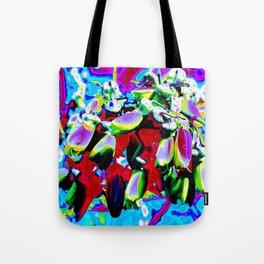 """""""Kiwi Lifestyle"""" - Kowhai Pop ART Tote Bag"""
