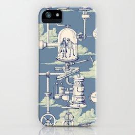 Apnea City iPhone Case