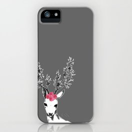 Caught In The Limelight iPhone Case