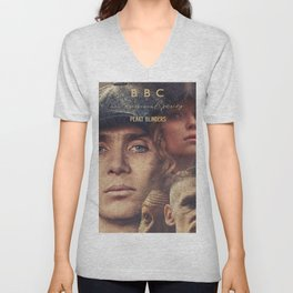 Peaky Blinders, Cillian Murphy, Thomas Shelby, BBC Tv series, Tom Hardy, Annabelle Wallis Unisex V-Neck
