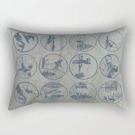Outdoor sports Rectangular Pillow