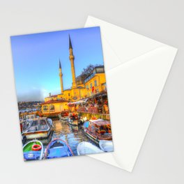 Picturesque Istanbul Stationery Cards
