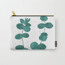 Tropical plant VII Carry-All Pouch