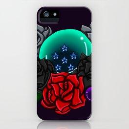 June Birthstone Dragonball #6 iPhone Case