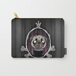 _royally pugged Carry-All Pouch