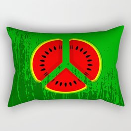 Watermelon Rectangular Pillow