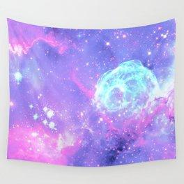 Pastel Galaxy Wall Tapestry