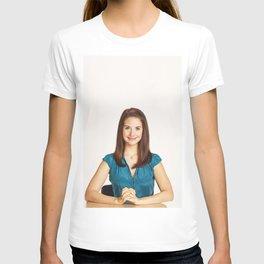 Alison Brie - Celebrity Art T-shirt