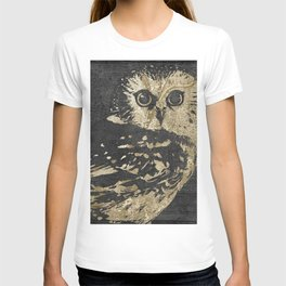 Golden Owl T-shirt