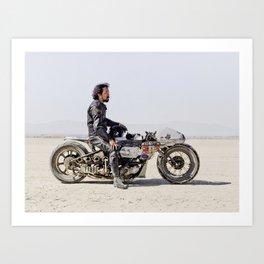 World of Speed 2 Art Print
