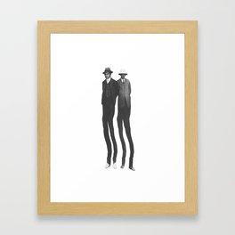 Grown Ups Framed Art Print