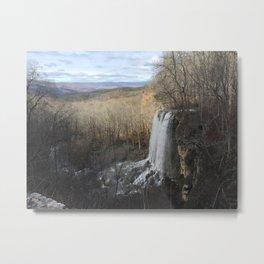 Va Waterfalls Metal Print