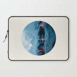 Water Volcano Eruption Laptop Sleeve