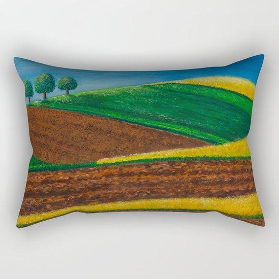 DoroT No. 0006 Rectangular Pillow