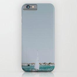 boat life vi / newport beach, california iPhone Case
