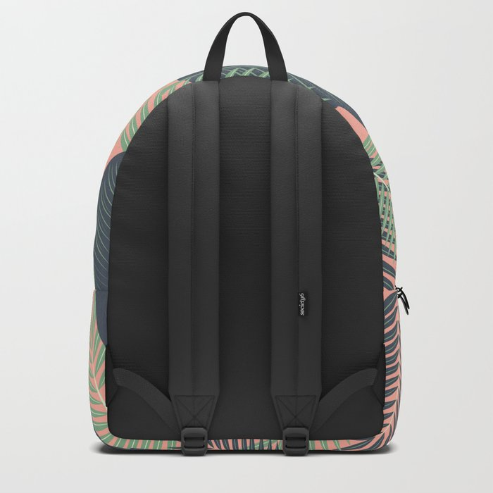 TROPICAL LEAVES 2 Backpack