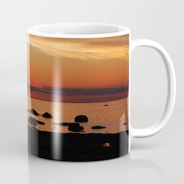 Cruising into the Sunset Coffee Mug