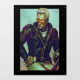soldier 76 1900 Canvas Print