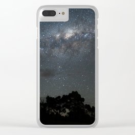 Yorke sky Clear iPhone Case