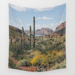 Arizona Spring Wall Tapestry