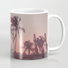 Elbow Beach Sunset Coffee Mug