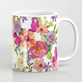 Zariya Flower Garden Coffee Mug