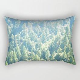 California trees Rectangular Pillow