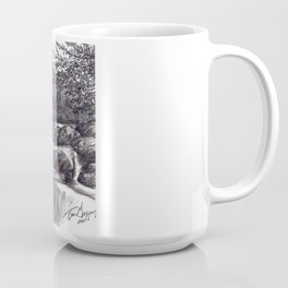 Black and White 6 Coffee Mug