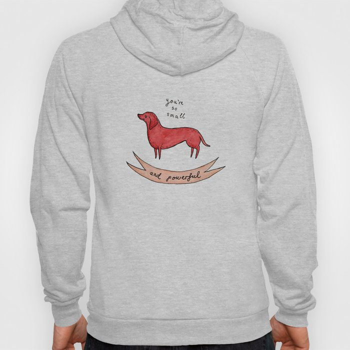 small and powerful Hoody