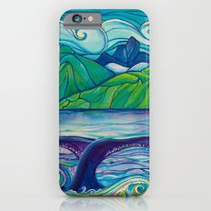 Whale Tail Slim Case iPhone 6