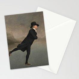 Robert Walker- The Skating Minister Stationery Cards