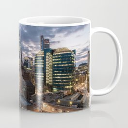 Sunset over London Coffee Mug