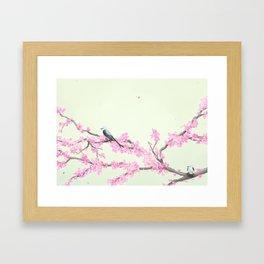 A Song so Sweet Framed Art Print