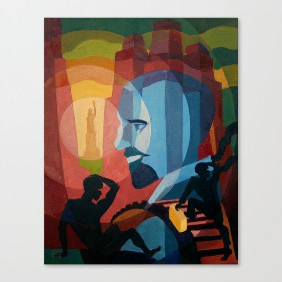 DuBois Canvas Print