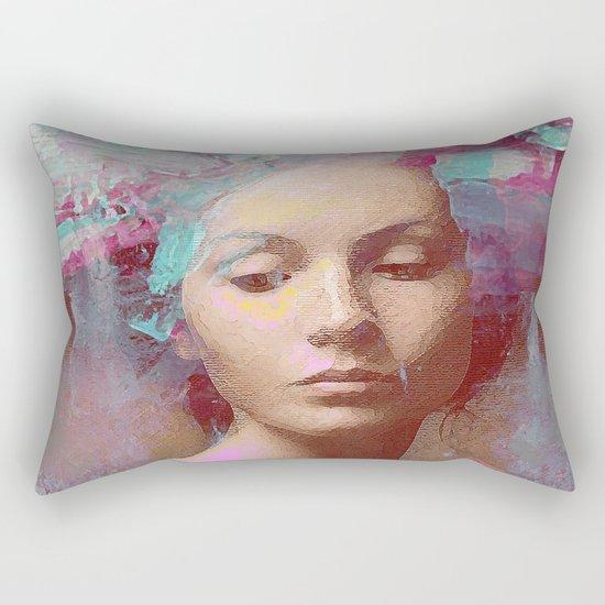Fairy Morgan Rectangular Pillow