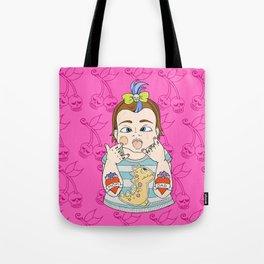 Tattooed Baby 005 Tote Bag