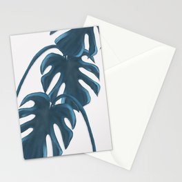 Moderna Monstera V.4 Stationery Cards