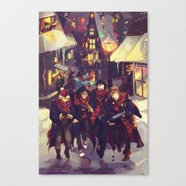 marauders Canvas Print