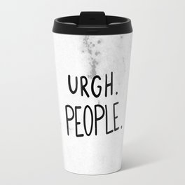 People. Travel Mug