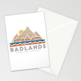 Badlands National Park, South Dakota Stationery Cards