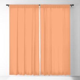 Dark Pastel Peach Inspired Coloro Cantaloupe 020-72-30 Blackout Curtain