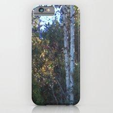 Birch Trees Slim Case iPhone 6s