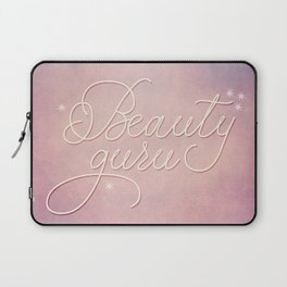 Beauty Guru Laptop Sleeve