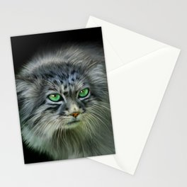 Pallas Cat Stationery Cards