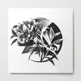 Black Moon Metal Print